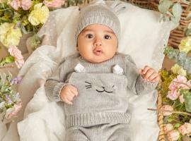 Ropa unisex bebe